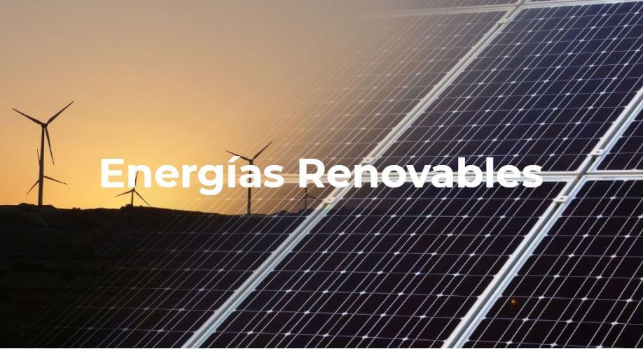 postada post sobre seguro para el sector de energías renovables